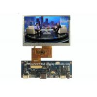 Buy cheap 4.3'' Inch 480*272 Resolution TFT display with HDMI transfer board for HDMI interface from wholesalers