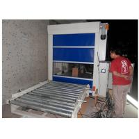 Buy cheap PLC Control Air Shower Tunnel With Conveyor Roller Line / Auto Slide Door from wholesalers