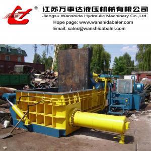 China Metal Baler company on sale