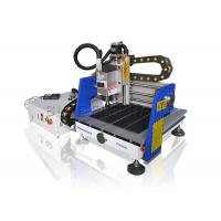 Cast Iron Frame Cnc Rotary Engraving Machine , Furniture Cnc Machine Type3 Software Manufactures