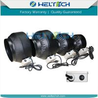 Buy cheap Centrifugal Inline Ducting Fan for Hydroponics Diameter 16cm - 803m3/h from wholesalers