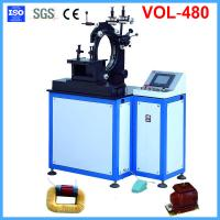 Wholesale transformer coil winding machine for silicone rubber insulator from china suppliers