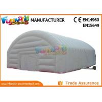 Wholesale Air Dome Inflatable Party Tent For Camping Commercial Grade PVC Tarapaulin Material from china suppliers
