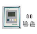 Buy cheap DN25 12m/s Petrochemical IP68 Doppler Ultrasonic Flow Meter from wholesalers