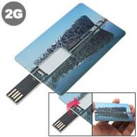 Buy cheap Card USB Flash Drive 2.0 product