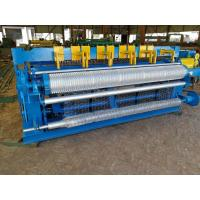 Buy cheap High Efficiency Chicken Mesh Machine , Wire Mesh Fencing Machine For Agriculture from wholesalers