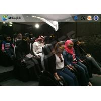 Wholesale Motion Cinema 5D Simulation System Customized Size 7100 X 3100 X 3000 Mm 9 Seats from china suppliers