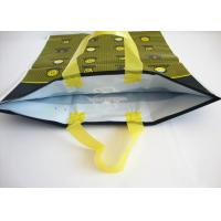 Buy cheap Large Custom Printed Plastic Merchandise Bags With Handles Moisture Proof from wholesalers