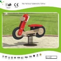 Buy cheap Children Indoor Outdoor Playground Equipment Seesaws and Animal Ride Toys product