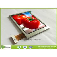 Wholesale TFT Transflective Industrial LCD Screen 3.5 Inch 240x320 RGB / SPI Interface from china suppliers