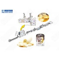 China Banana Chips Processing Machine Automatic Chips Making Machine Commercial Potato Chip Fryer on sale