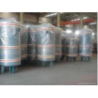 Buy cheap Portable air compressor tank for LNG cryogenic transport  , capacity 300L~ 8000L from wholesalers