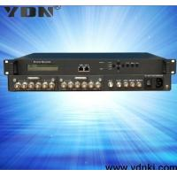 Buy cheap MPEG4 HD encoder modulator (4IN1 SDI to DVB-C) from wholesalers