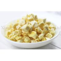 Delicious Sweet Freeze Dried Fruit / Pineapple Dehydrated Fruit Manufactures