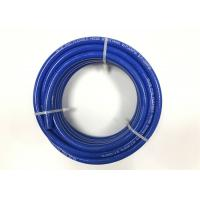 China Good Flexibility PVC Water Hose High Pressure Air Hose For Compressor / Pneumatic Tools on sale