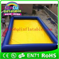Buy cheap large inflatable pool for sale Inflatable Water Pool,Swiming Pool for commercial from wholesalers