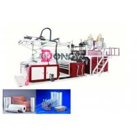 Wholesale Fast Speed Automatic Stretch Film Rewinding Machine / Cling Film Extruder 600 - 1000mm Width from china suppliers