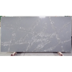 Buy cheap White Snowflake Pattern Grey Calacatta Quartz Stone 3000*1500MM from wholesalers