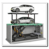 Buy cheap Auto Parking Lift Manufacturers/Parking Lift System Suppliers/2 Floor Puzzle Garage Elevator Car Parking System from wholesalers