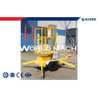 Buy cheap Articulated 100-400kg Capacity Hydraulic Lifting Table 12 Months Warranty product