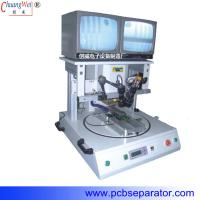 Buy cheap manufacturer supply affordable FPC to PCB hot bar welding machine pulse heat CWPC-1A from wholesalers