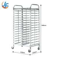 Buy cheap RK Bakeware China-Nesting Commercial Stainless Steel Trolley Rack / Customized Baking Rack For Industrial Bakeries from wholesalers