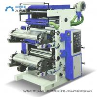 Buy cheap Atomatic Label Flexographic Printing Machine Energy Saving For Plastic Material Roll from wholesalers