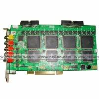 Buy cheap 16 Channel DVR Boards Card/8416 from wholesalers