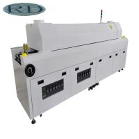 Buy cheap 800S SMT Assembly Equipment , Reflow Soldering Machine Fast Heat Exchange 28KW from wholesalers