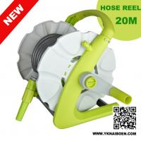 20m wall mounted hose reel, portable 20m hose cart, manual hose reel Manufactures
