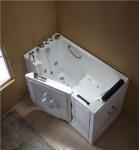 Buy cheap Leak Proof Handicap Walk In Tub , Walk In Whirlpool Tub 1480*765*980mm Size from wholesalers