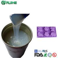 Buy cheap Hot Sale cheap price of rtv2 molding liquid silicone rubber, silicone rubber raw material to concrete mold from wholesalers