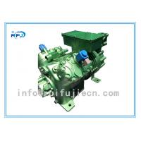 Buy cheap Cold Room Bitzer Compressor in refrigeration system 4H-25.2 25HP 380V-420V/50Hz  Green 4*70*55 from wholesalers