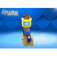 Buy cheap 1 Player Racing Game Machine , Kids Toy On Ride Electric Car Driving Arcade Cabinet from wholesalers
