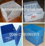 Buy cheap Corrugated Plastic Box, Correx Box, Coroplast Box from wholesalers