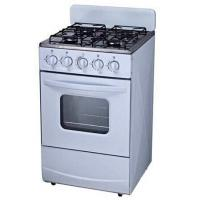 Free standing gas stove, with oven Manufactures