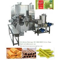 Buy cheap Wafer Stick production line 50kg/h A to Z Wafer stick processing line packaging machine China factory supplier from wholesalers
