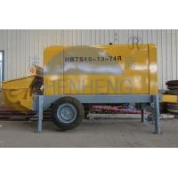 Wholesale 40m3/H Diesel Concrete Pump from china suppliers