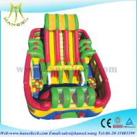 Buy cheap Hansel vintage playground equipment for sale,obstacle sport game for kids from wholesalers