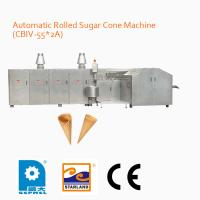 Buy cheap Pump System Pulp Egg Roll Production Line With Batter Tank 380 Voltage from wholesalers