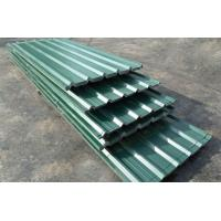 Buy cheap Prepainted Corrugated Steel Roofing Sheets Hot Rolling Galvanised Sheet from wholesalers