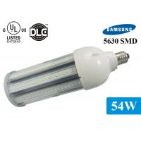 360° Post Top Led Retrofit LED Corn Bulb Samsung SMD Chip IP65 Rated Manufactures