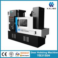 Buy cheap YB3150H Semi-automatic Gear Hobbing Machine for Sale from wholesalers