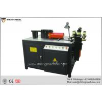 Buy cheap Busbar Processing Machine with PLC Numerical Control Over Bending Angle Control Mode from wholesalers