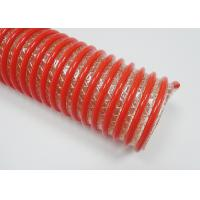 Buy cheap PVC High Pressure Suction Hose Clear Plastic Flexible 4 Inch Discharge Hose from wholesalers