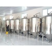 Microbrewery equipment for craft beer with capacity 500L/day Manufactures