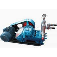 Buy cheap Blue Color Horizontal Mud Pump 335nm Input Torque Heavy Density from wholesalers