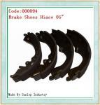 Buy cheap toyota hiace car brake parts #000094 hiace brake shoe toyota brake shoe 04495-26240 0449526240 from wholesalers