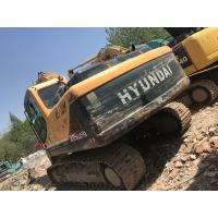 Buy cheap Hyundai 215 Lc-9 Second Hand Excavators 2009 Year Construction Machinery product