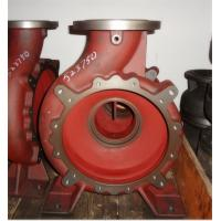 Buy cheap Welding , tooling ductile iron water pump spare parts water pump components from wholesalers